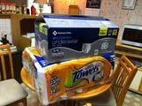 Paper Towels, Toilet Paper, Men's Disposible Underwear