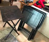 4 TV Trays