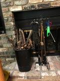 Wood and Fireplace Tools