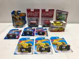 Hot Wheels and Hot Wheels Type Cars and Vehicles Mostly VW