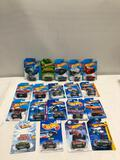 19 Hotwheels mostly VW Related