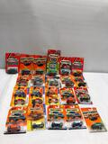 21 New in Package Matchbox Cars