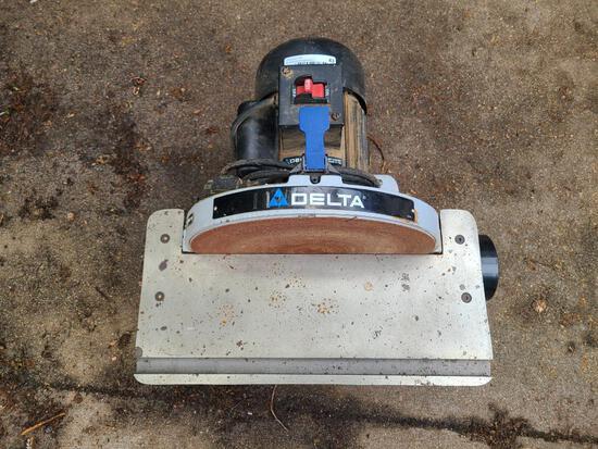 Delta 12in Disc Sander Model 31-120