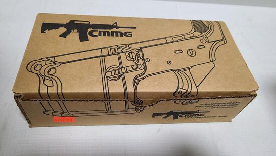 CMMG MK4 AR15 Lower Receiver Serial # in Photo