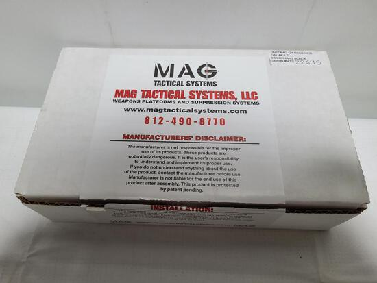 MAG Tactical Systems Lower Receiver Model MG-G4 Multi Cal Serial # in Photo