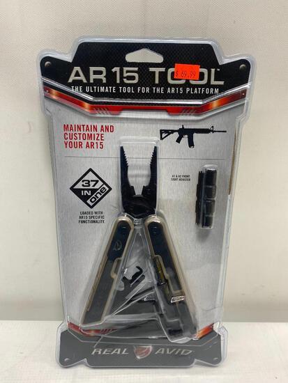 AR15 Tool Maintain and Customize Your AR15