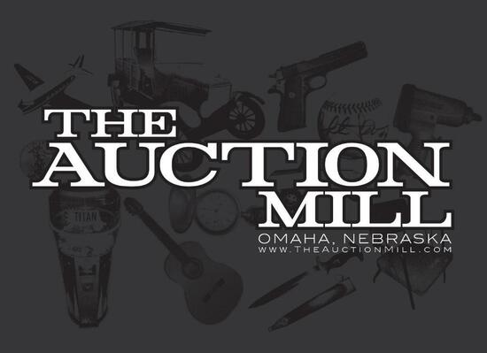 PLEASE READ THESE AUCTION NOTES BELOW