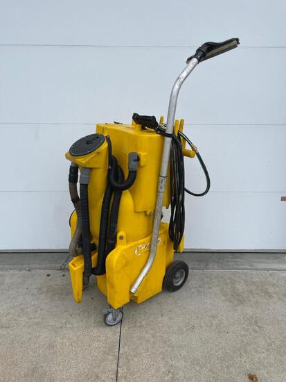 KaiVac 1250 Compact No-Touch Cleaning System