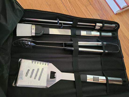 NEW BBQ Tool Set