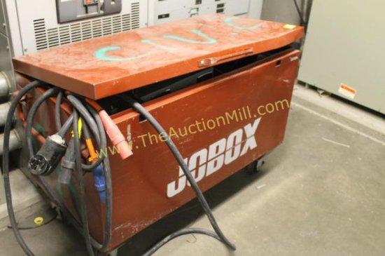 """Jobsite Tool Box JOBox MN:  654990R2 - 48""""x 24""""x 24"""""""