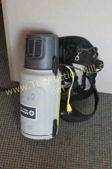Niltisk MN:  Adgility 10XP Backpack Vacuum