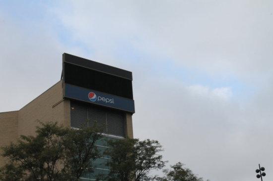 Daktronics Outdoor Electronic Digital Sign 15'x30' w/Pepsi Logo