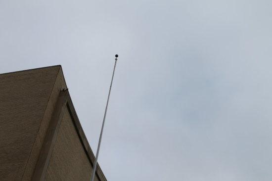 Flag Pole w/Out Flag