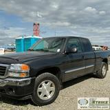 2005 GMC SIERRA 1500 SLE, 5.3L GAS, EXTENDED CAB, SHORT BED