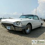 1965 FORD THUNDERBIRD, 2 DOOR, 63A BODY, V8 GAS, 390
