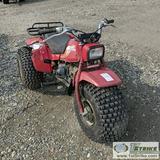 ATV, HONDA ATC 125 3-WHEELER