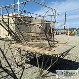 AIRBOAT MOTOR STAND, PLATFORM, CAGE
