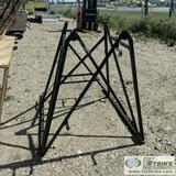 AIRBOAT MOTOR STAND