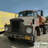 FUEL TRUCK, 1971 DODGE N80, 413 CU IN GAS ENGINE, 6-SPEED AUTOMATIC TRANSMISSION