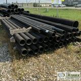 1 ASSORTMENT. DUCTILE IRON PIPE, 26EA 6IN X 20FT, 1EA 10IN X 20FT, 6EA 3.5FT X 20FT, 2EA 3.25IN