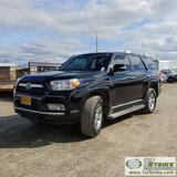 2011 TOYOTA 4-RUNNER SR5, 4.0L GAS, 4X4