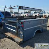 TRUCK UTILITY BED
