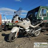 MOTORCYCLE, 1994 BMW R1100RS