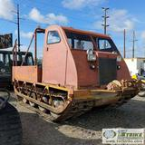 TRACKED ORV, 1972 MS70 BOMBEDIER MUSKEG, GAS ENGINE