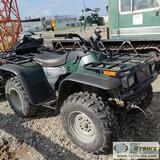 ATV, ARCTIC CAT 500, 4X4. UNKNOWN MECHANICAL PROBLEMS