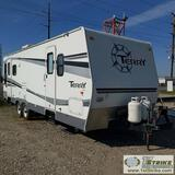 CAMPER,  2006 TERRY EXTREME EDITION, 26FT, BUMPER PULL, TANDEM AXLE, W/SUPER SLIDE OUT