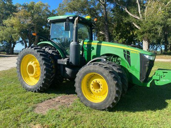 Fall Equipment Pat Post Farm Machinery Auction