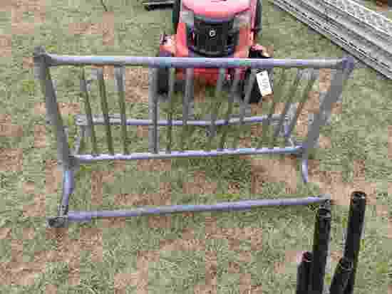 Bicycle Parking Rack