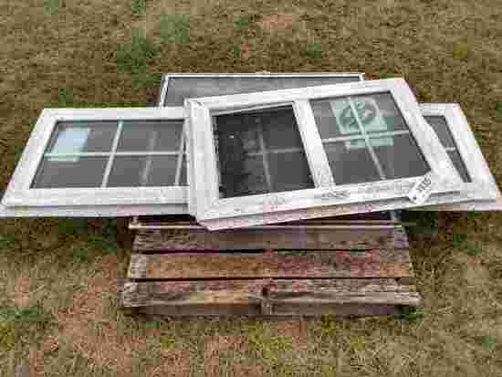 (3) Small Windows