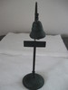 Miniature El Camino Real Highway Mission Bell Guide Post Marking