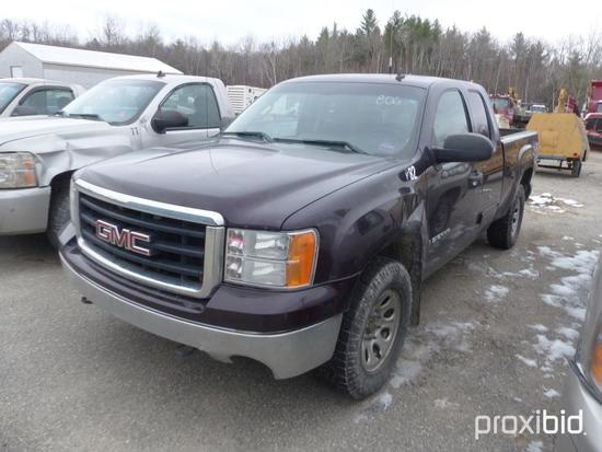 2008 GMC PICKUP TRUCK VN:2GTEK19J481280779 powered by 5.3L gas engine, equipped with automatic trans