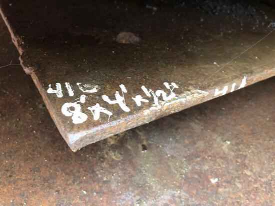 8FT. X 4FT. X 1/2IN. ROAD PLATE ROAD PLATE