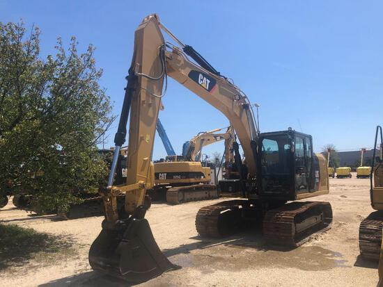 2013 CAT 316EL HYDRAULIC EXCAVATOR SN:DZW00991 powered by Cat diesel engine, equipped with Cab, air,