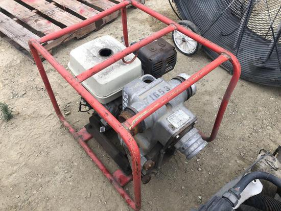 2007 MULTIQUIP QP3TH 3IN. PUMP SUPPORT EQUIPMENT SN:3TH10758