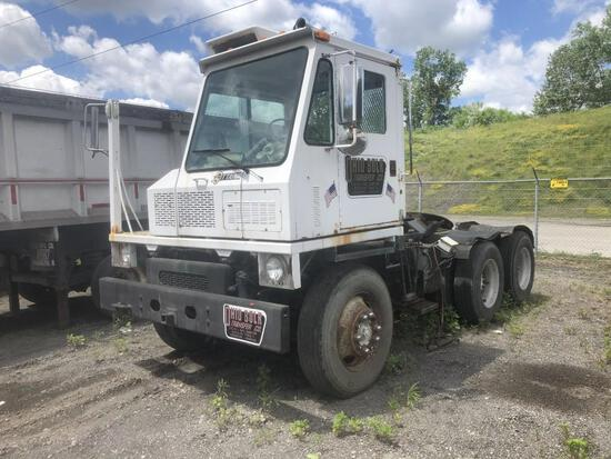 1990 OTTAWA 60 YARD HORSE VN:65518 powered by diesel engine, equipped with automatic transmission, p