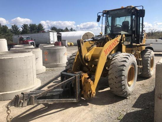 2008 CAT 928HZ RUBBER TIRED LOADER powered by Cat C6.6 ACERT diesel engine, equipped with Cab, air,