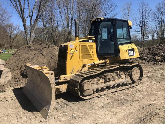 2012 CAT D6KXL CRAWLER TRACTOR SN:FBH02369 powered by Cat C6.6 ACERT diesel engine, equipped with ER