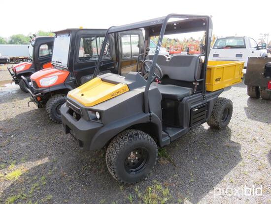 NEW HUSTLER EXCEL 1200D UTILITY VEHICLE 4x4, powered by diesel engine, equipped with OROPS, hydrauli