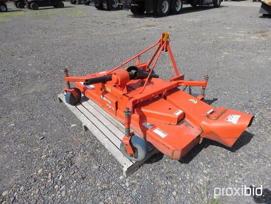 KUBOTA 72IN. 3PT HITCH MOWER TRACTOR ATTACHMENT