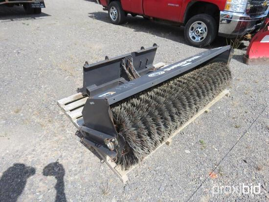 72IN. SWEEPSTER SKID STEER ATTACHMENT
