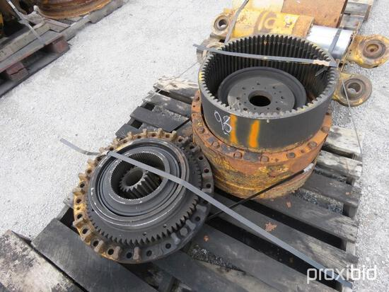 769B WHEEL HUB PARTS EQUIPMENT PART