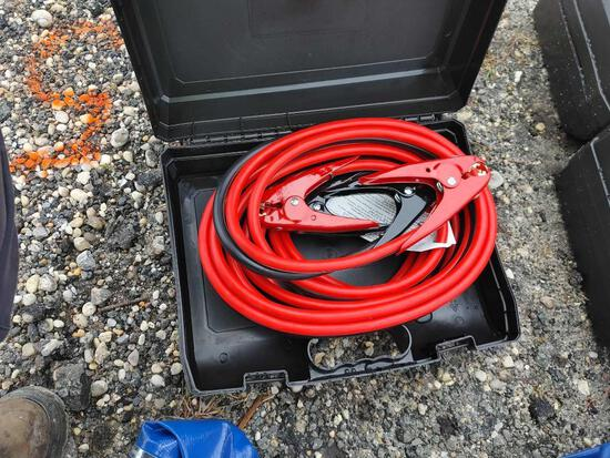 NEW 25FT. 800AMP EXTRA HD BOOSTER NEW SUPPORT EQUIPMENT