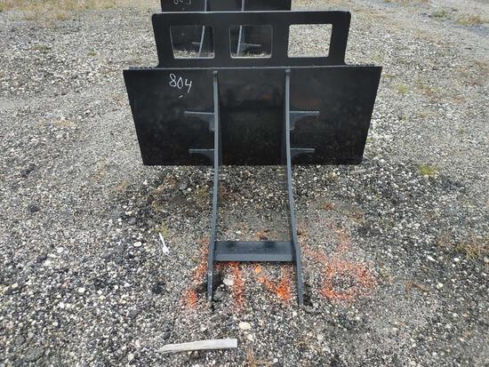 NEW DOUBLE RIPPER SKID STEER ATTACHMENT