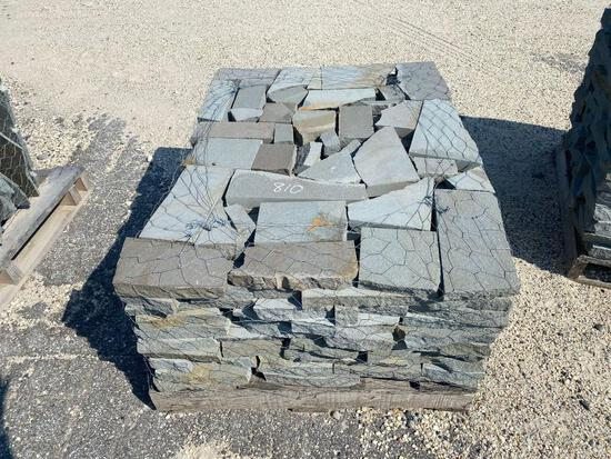 NEW PALLET OF ASSORTED PA STONES