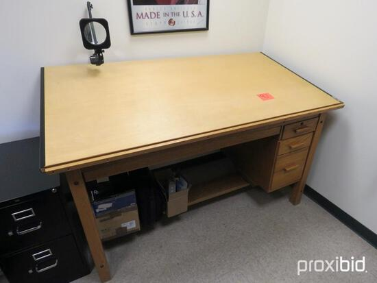 PLAN TABLE OFFICE FURNITURE