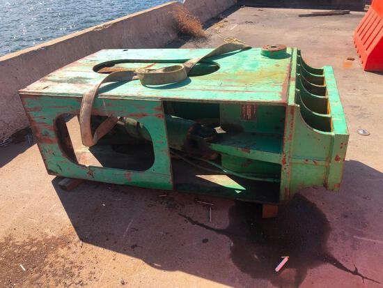 ICE 5500 PILE DRIVER/ EXTRACTOR
